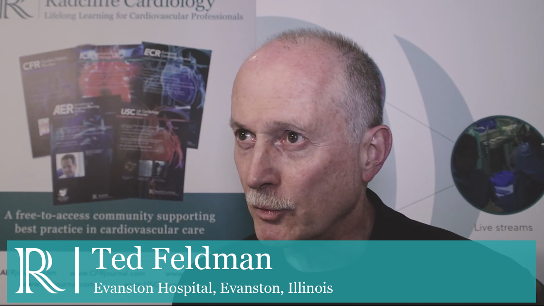 REPRISE III: A Prospective, Randomised Investigation Of A Novel TAVI System Interview with Dr Ted Feldman