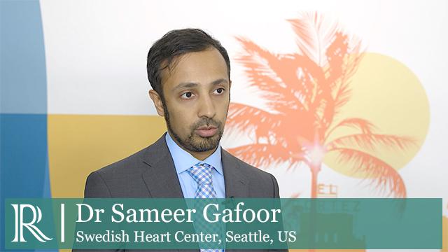 TCT 2018: COAPT - Dr Sameer Gafoor