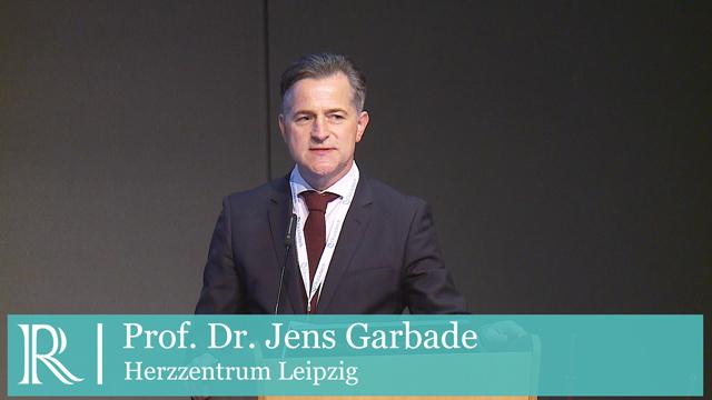 DGTHG 2020: Risikostratifizierung des plötzlichen Herztods - Prof. Dr. Jens Garbade