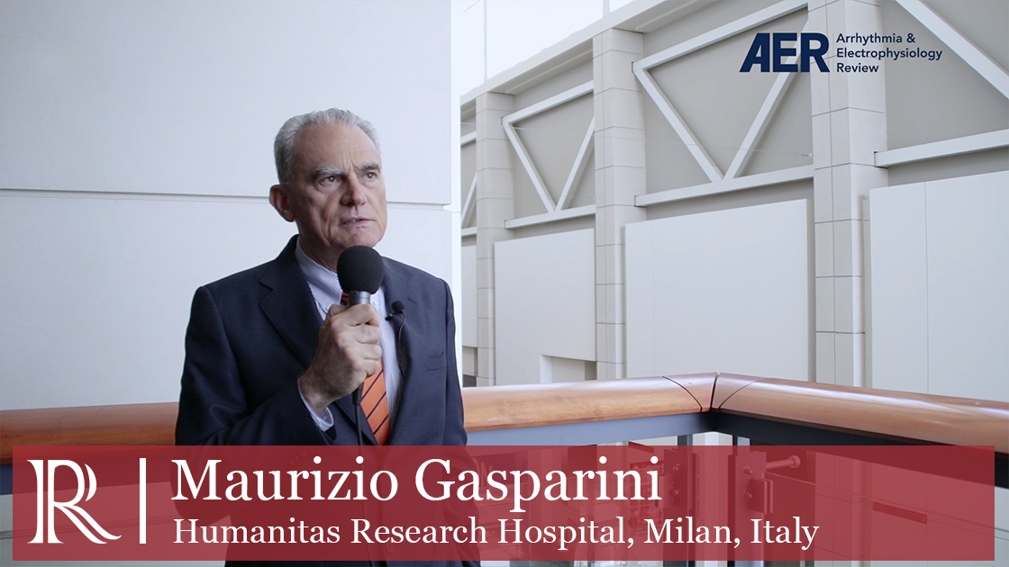 Avoid Delivering Therapies For Non-Sustained Arrhythmias In ICD Patients III - Maurizio Gasparini