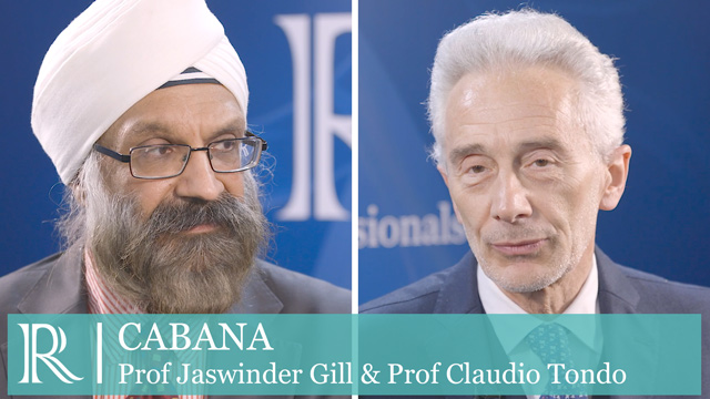 EHRA 2019: CABANA - Prof Jaswinder Gill & Prof Claudio Tondo