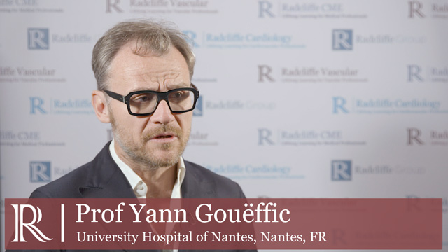 REPLACE Study - Professor Yann Gouëffic