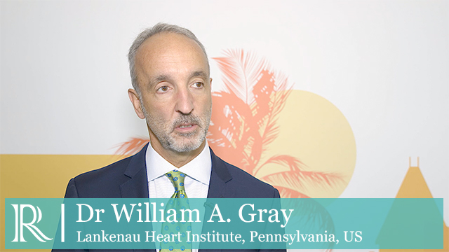 TCT 2018: IMPERIAL - Dr William A. Gray