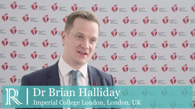 AHA 2018: TRED-HF - Dr Brian Halliday