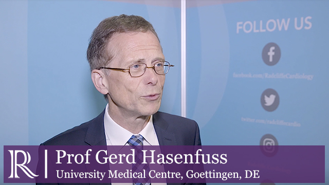 HFA 2018: FIX-5C And The EU Registry - Cardiac Contractility Modulation In HFrEF - Prof Gerd Hasenfuss