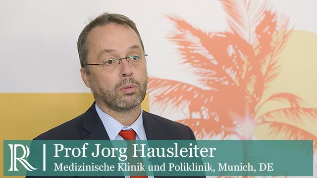 TCT 2018: TRIVALVE - Prof Jorg Hausleiter