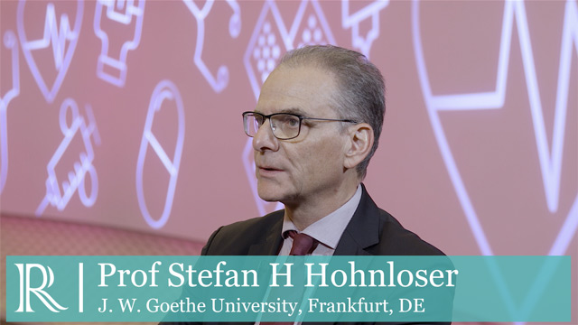 DGK 2019: The ELIMINATE-AF Trial - Prof Stefan H Hohnloser