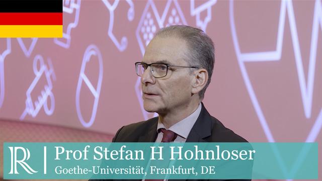 DGK 2019: ELIMINATE-AF Studie - Prof Stefan H Hohnloser