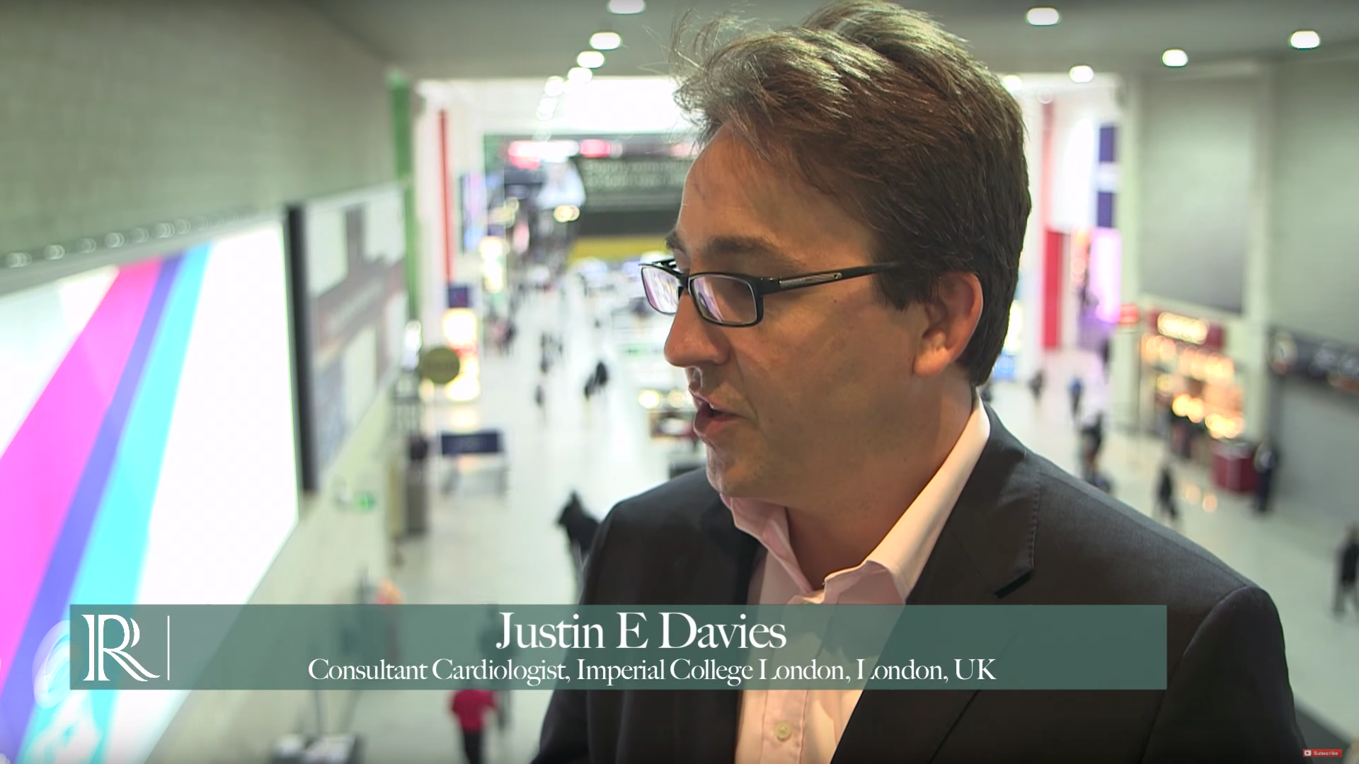 ESC 2015: Renal Denervation In 2015 discusses with Justin E. Davies