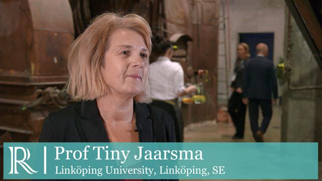 ESC Digital Summit 2019: The digital nurse - Prof Tiny Jaarsma