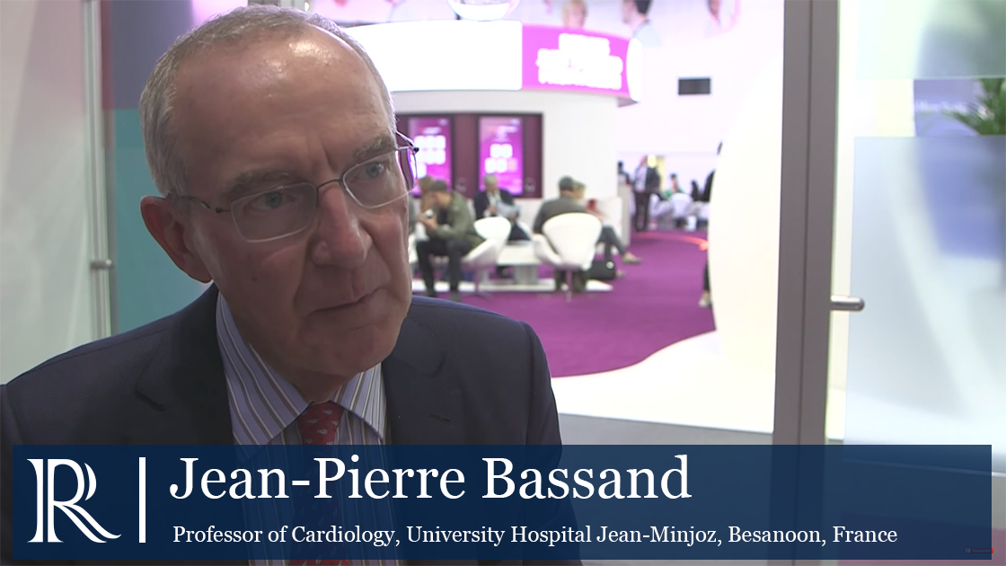 GARFIELD-AF Registry in ESC 2015 - Jean Pierre Bassand