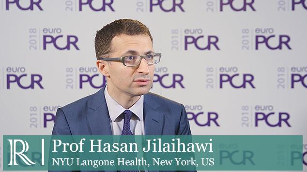 EuroPCR 2018: SENTINEL - Prof Hasan Jilaihawi