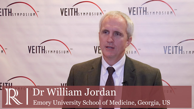 VEITH 2018: The ANCHOR Registry - Dr William Jordan