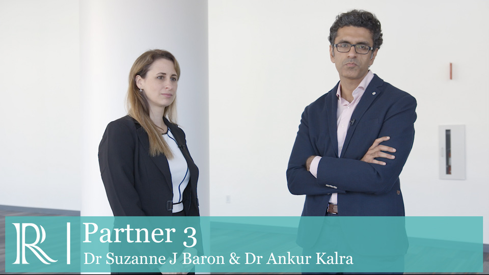 TCT 2019 : PARTNER 3 - Dr Suzanne J Baron and Dr Ankur Kalra