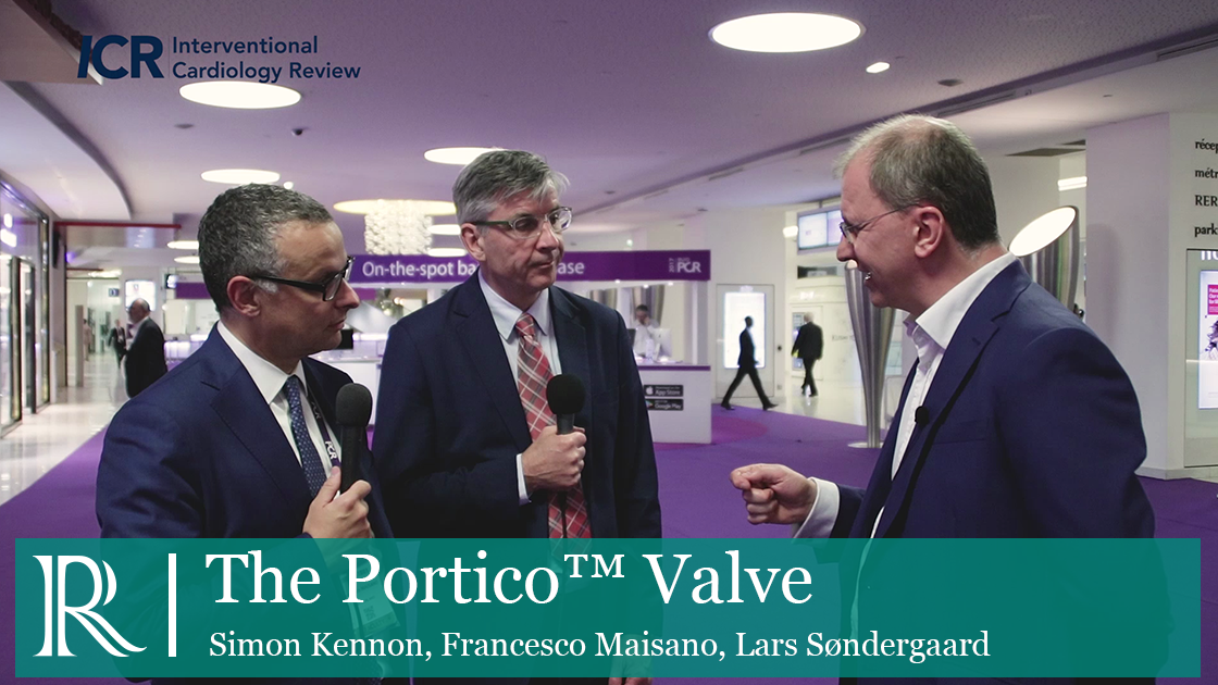 The Portico™ Transcatheter Aortic Heart Valve