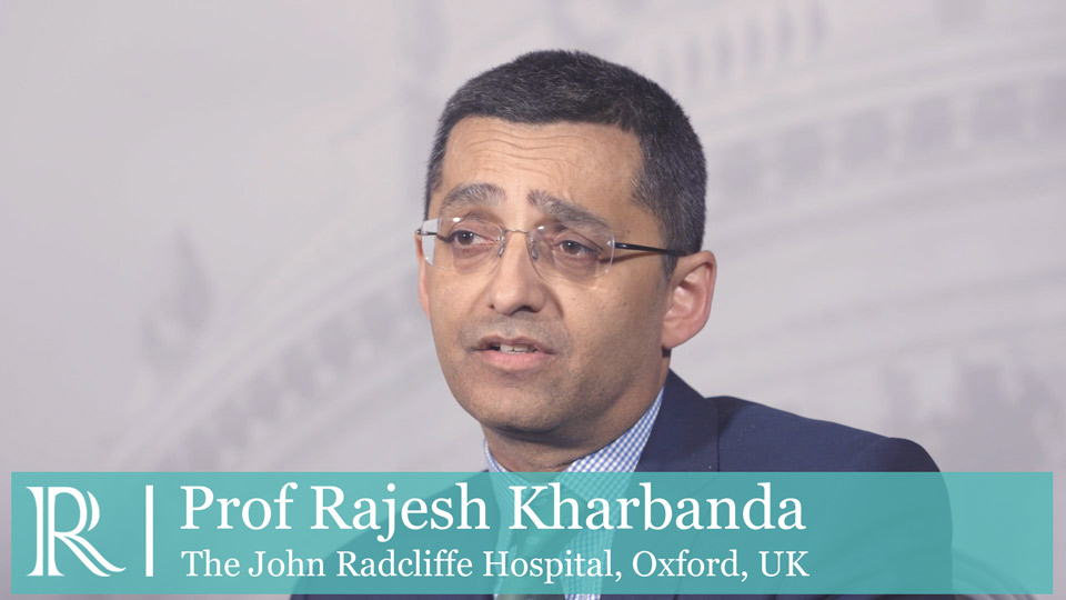 ACI 2019: Stroke Risk Reduction In TAVI Procedures - Prof Rajesh Kharbanda