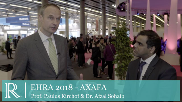 EHRA 2018: AXAFA - Prof Paulus Kirchhof