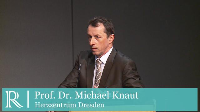 DGTHG 2020: Wie etabliert man die Defibrillatorweste im klinischen Alltag? - Prof. Dr. Michael Knaut