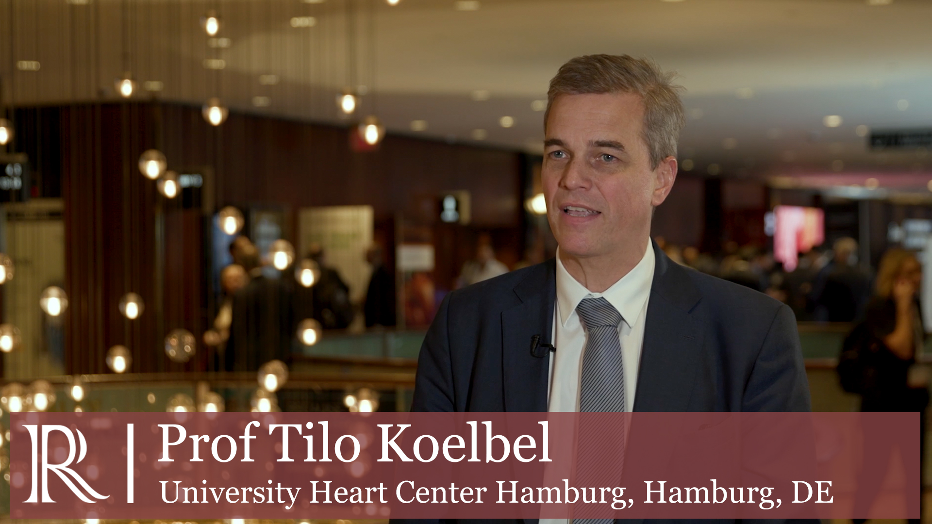 VEITH 2019: The Medyria Blood Flow Velocity Technology - Prof Tilo Koelbel
