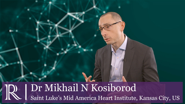 EASD 2019: The DEFINE-HF trial - Dr Mikhail N Kosiborod