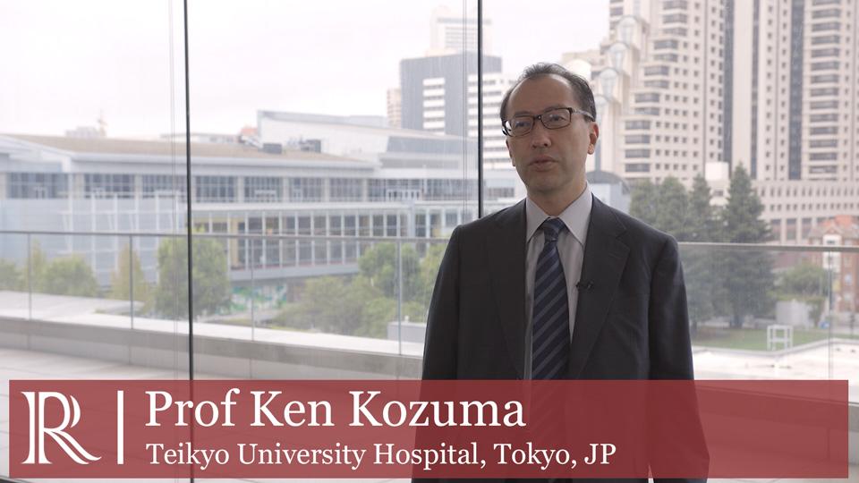 TCT 2019 : MODEL U-SES - Prof Ken Kozuma