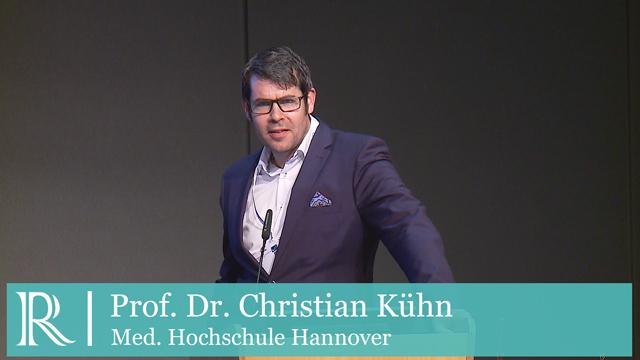 DGTHG 2020: Single- und Multi-Center- Erfahrungen aus Deutschland - Prof. Dr. Christian Kühn