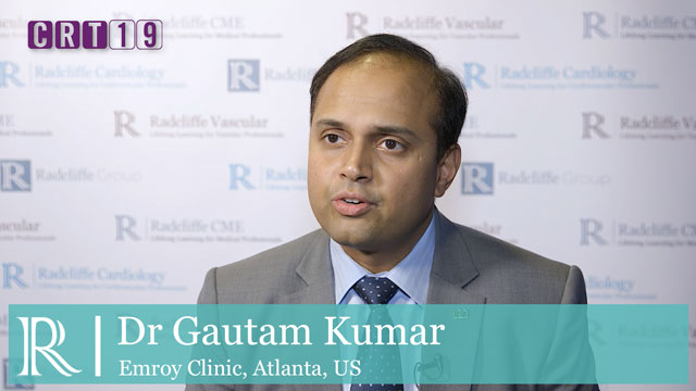 CRT 2019: Real World Validation Of The Resting Full-Cycle Ratio (RFR) - Dr Gautam Kumar