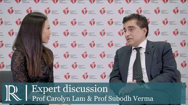 AHA 2018: Treatment strategies for cardiometabolic diseases - Prof Carolyn Lam & Prof Subodh Verma