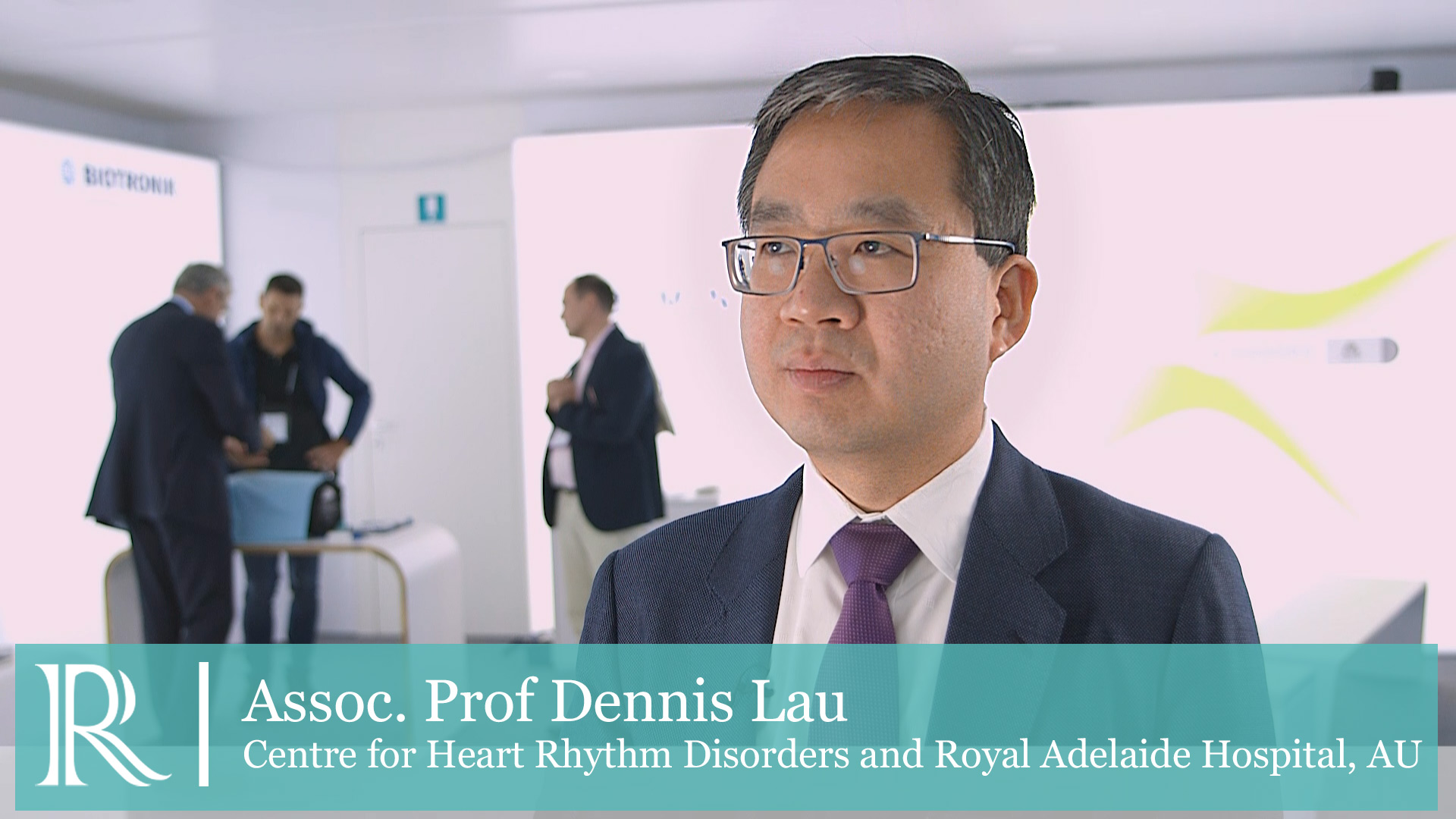 ESC 2019 - BIOMONITOR III Interim study results and firsthand experiences with the New ICM - Assoc. Prof Dennis Lau