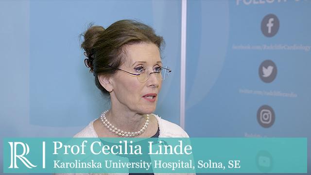 The ESC CRT Survey II - Professor Cecilia Linde