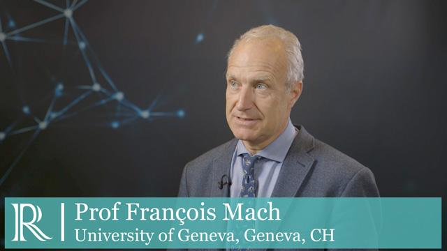 ESC 2019: Dyslipidaemia Guidelines - Prof François Mach
