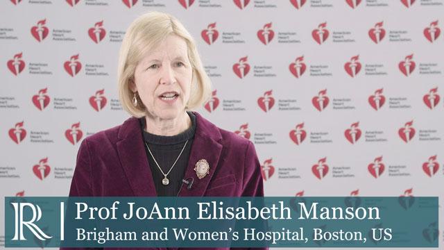 AHA 2018: VITAL - JoAnn Elisabeth Manson