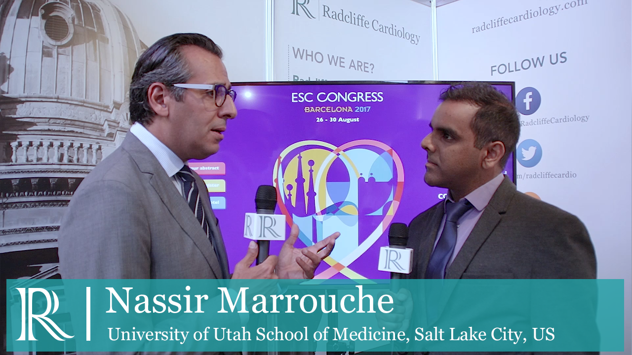 Catheter Ablation Vs. Conventional Treatment - Nassir Marrouche