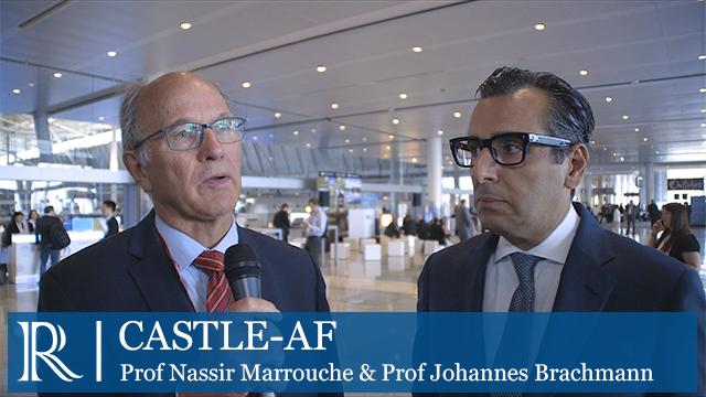 HRS 2018: CASTLE-AF - Prof Nassir Marrouche & Prof Johannes Brachmann