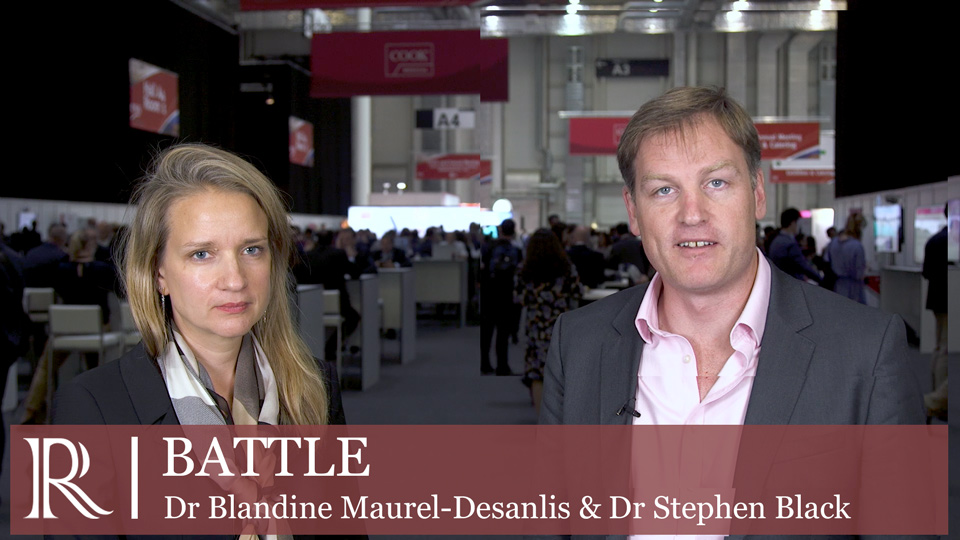 ESVS 2019: the BATTLE trial-Dr Blandine Maurel-Desanlis
