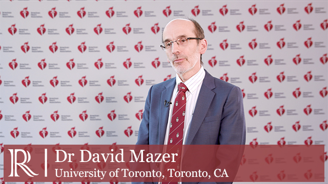 AHA 2019: Empagliflozin on Erythropoietin Levels  – Dr David Mazer