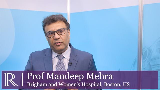ESC 2018: Commander HF - Prof Mandeep Mehra