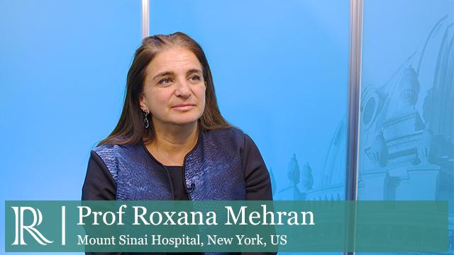 ESC 2018: The DIAB8 Study - Prof Roxana Mehran