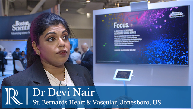 HRS 2018: HeartLogic - Dr Devi Nair