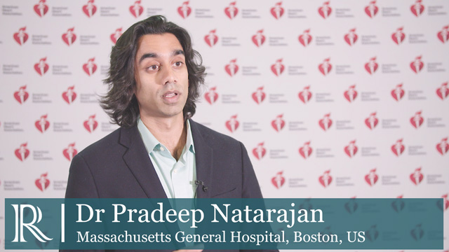 AHA 2018: REDUCE-IT - Dr Pradeep Natarajan