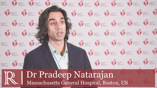 AHA 2018: REDUCE-IT - Dr Pradeep Natarajan