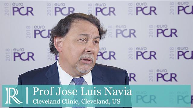 Severe Tricuspid Valve Regurgitation - Prof Jose Luis Navia