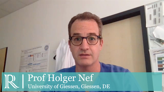 Web Interview: AGENT-ISR - Prof Holger Nef