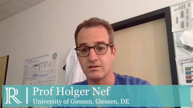 Web Interview: GABI-R - Prof Holger Nef