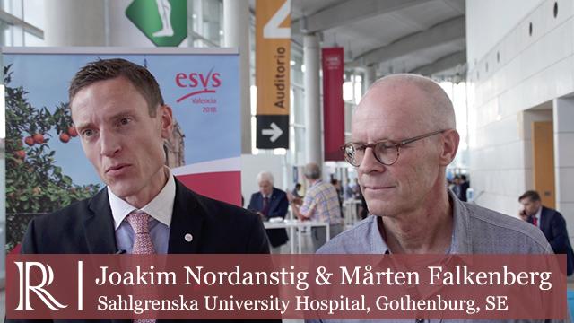 ESVS 2018: SWEDEPAD - Assoc. Prof Joakim Nordanstig & Assoc. Prof Mårten Falkenberg