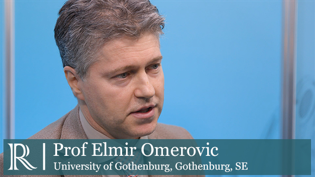 ESC 18 2018: Report From SCAAR - Prof Elmir Omerovic