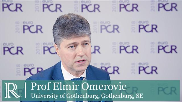 EuroPCR 2018: SCAAR - Prof Elmir Omerovic