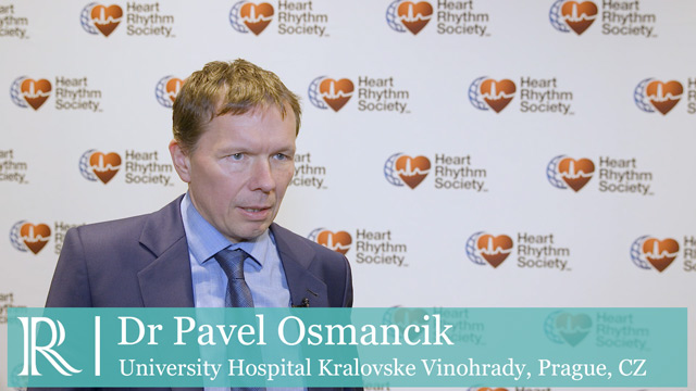 HRS 2019: PRAGUE-12 Study - Dr Pavel Osmancik
