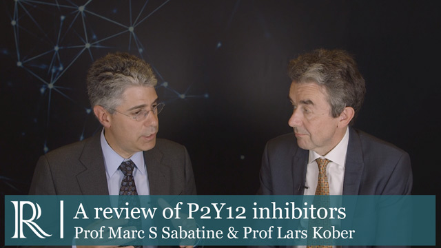 ESC 2019: A review of P2Y12 inhibitors - Prof Marc S Sabatine & Prof Lars Kober