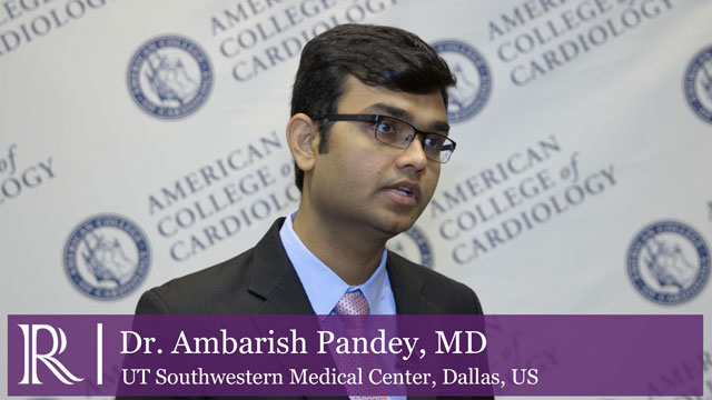 30-Day Risk Standardized Mortality discusses with Ambarish Pandey